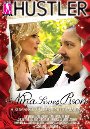 Nina Loves Ron DVD