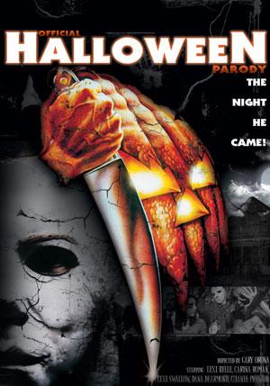 The Official Halloween XXX Parody
