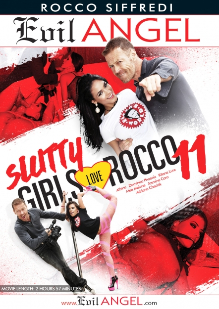 Slutty Girls Love Rocco #11