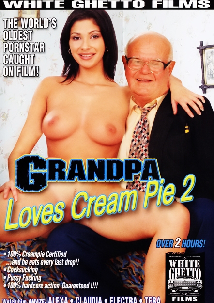 Grandpa Loves Cream Pie #02
