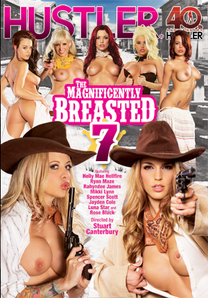 The Magnificently Breasted #7 DVD