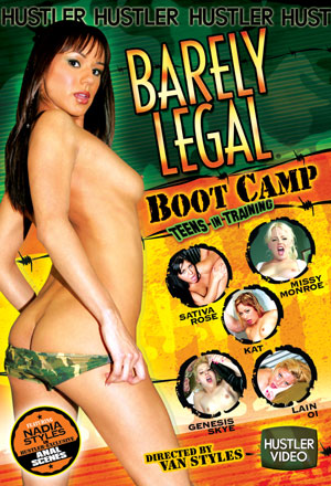 Barely Legal: Boot Camp #1 DVD
