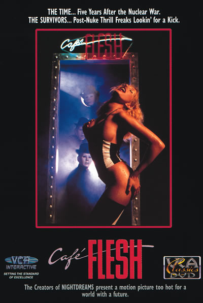 Cafe Flesh DVD