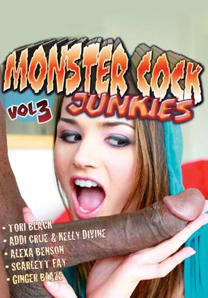 Monster Cock Junkies #3