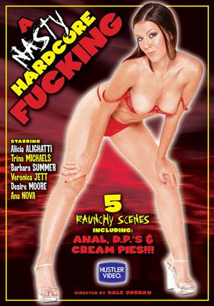 A Nasty Fucking #1 DVD