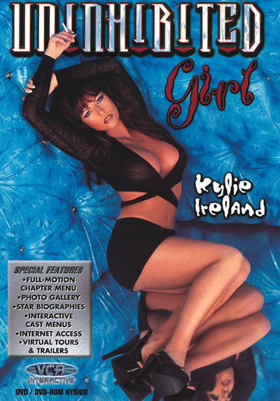 Uninhibited Girl DVD