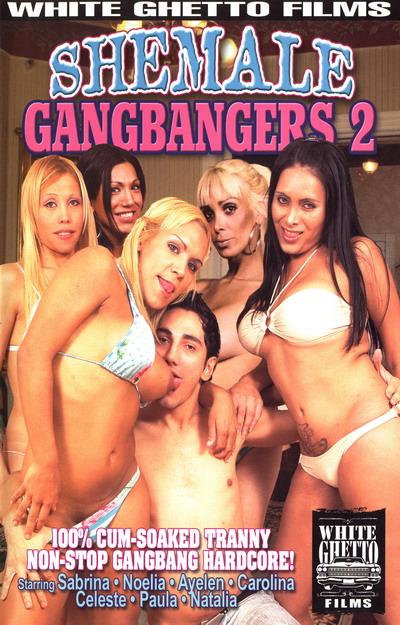 Shemale Gangbangers #02