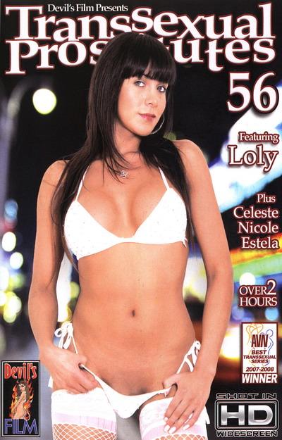 Transsexual Prostitutes #56