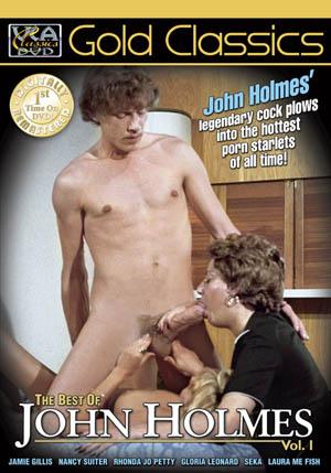 The Best of John Holmes #1 DVD