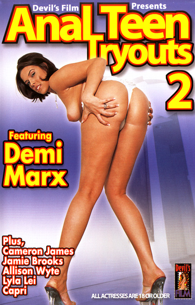 Anal Teen Tryouts #02