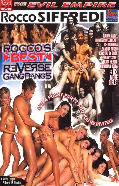 Best Reverse Gang Bangs