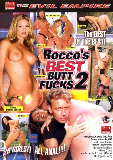 Best Butt Fucks #02 DVD