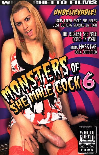 Monster Of She Male Cocks #06