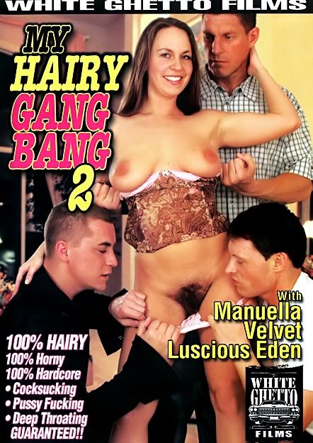 My Hairy Gangbang #02