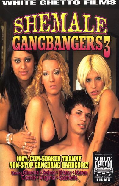 Shemale Gangbangers #03
