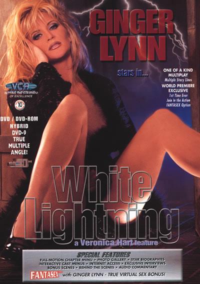 Ginger Lynn 4 on 1: White Lightning DVD