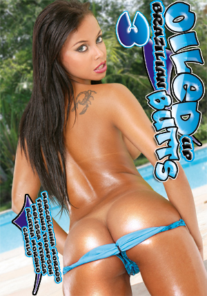 Oiled Up Brazilian Butts #3