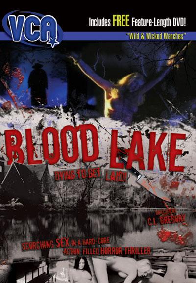 Blood Lake DVD