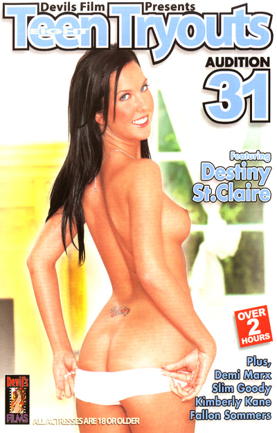 Eight Teen Tryouts #31