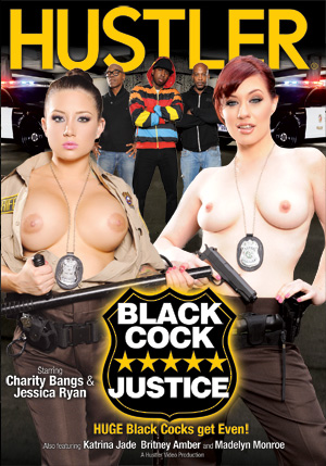 Black Cock Justice DVD
