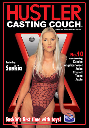 Casting Couch #10 DVD