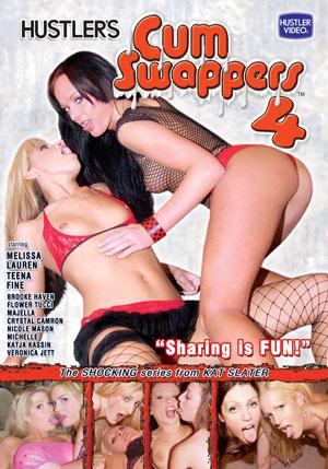 Cum Swappers #4 DVD