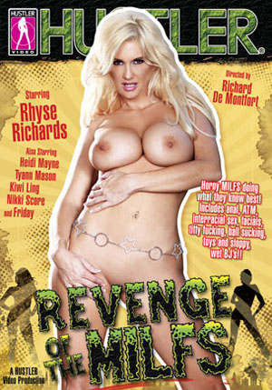 Revenge of the MILFS DVD