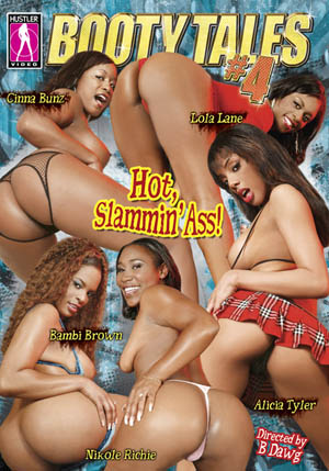 Booty Tales #4 DVD