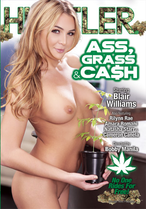 Ass, Grass & Cash DVD
