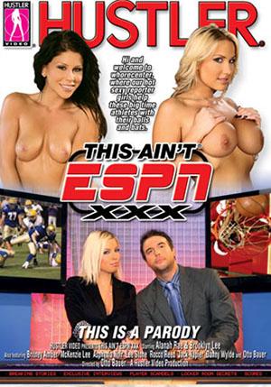 This Ain't ESPN XXX DVD