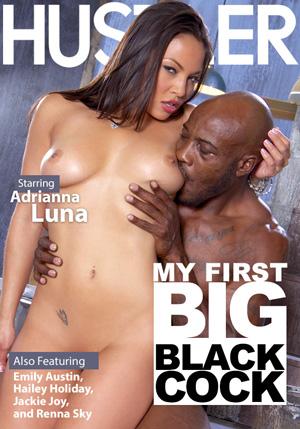 My First Big Black Cock DVD