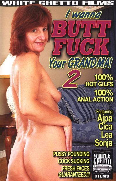 I Wanna Butt Fuck Your Grandma #02