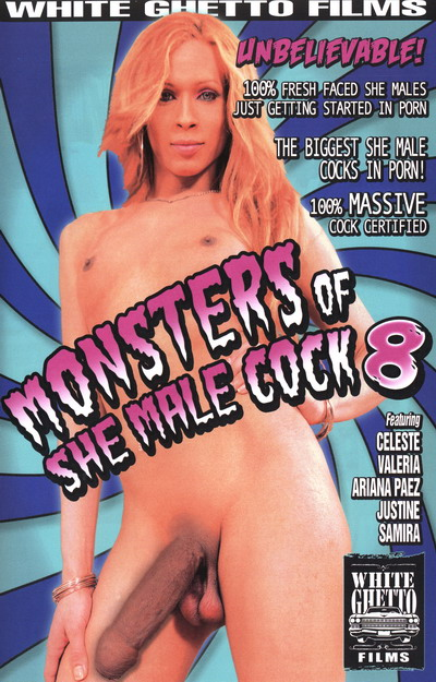 Monsters Of Shemale Cock #08