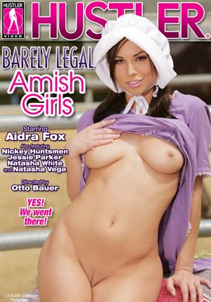 Amish Girls DVD