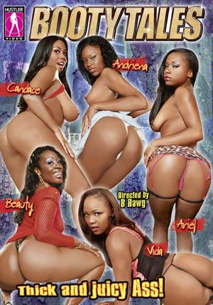 Booty Tales DVD