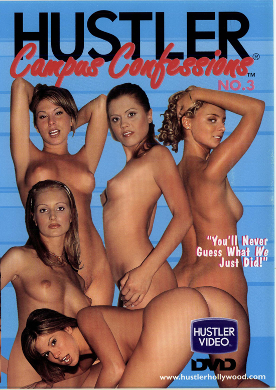 Campus Confessions #3 DVD