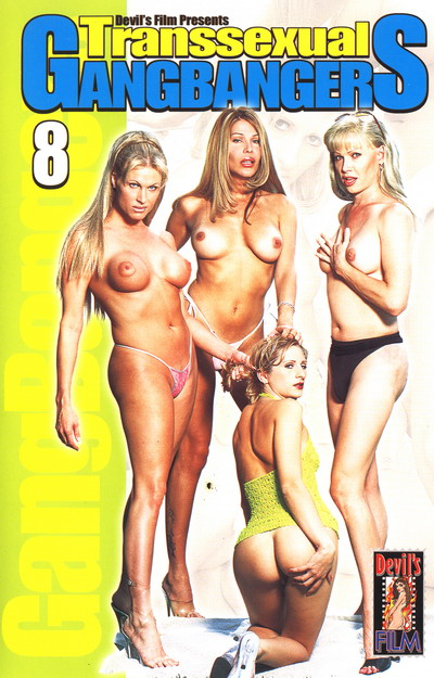 Transsexual Gang Bangers #08