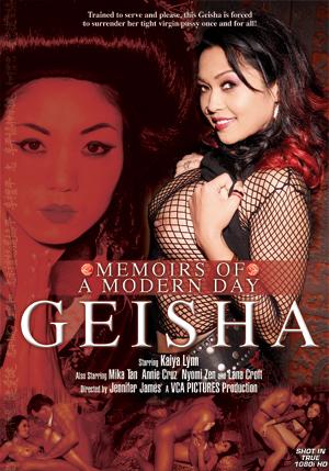 Memoirs of a Modern Day Geisha