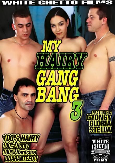 My Hairy Gang Bang #03