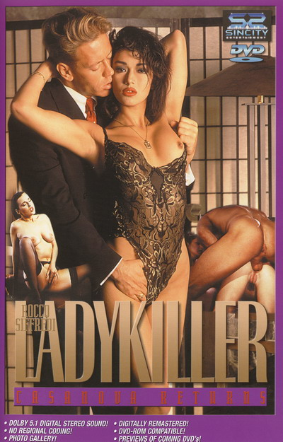 Ladykiller Casanova Returns DVD