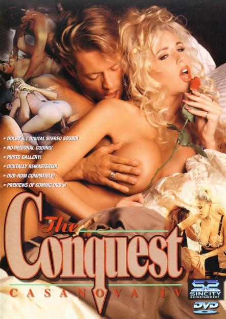 The Conquest Casanova #04 DVD