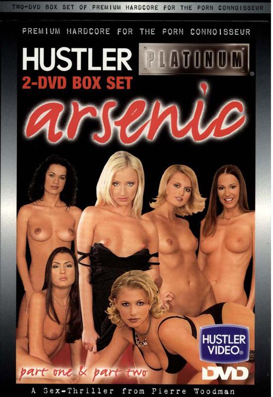 Hustler Platinum #5- Arsenic, Part 2 DVD