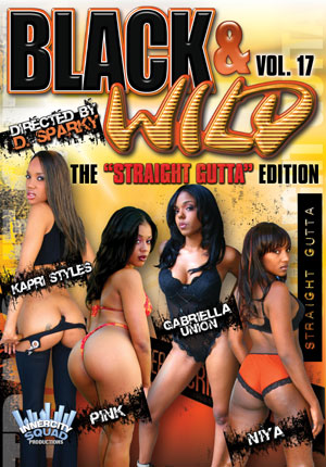 Black and Wild #17 DVD