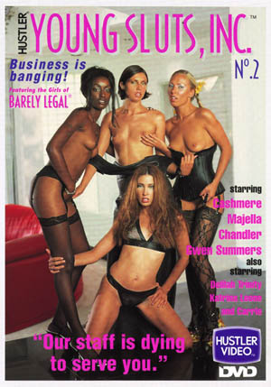 Young Sluts, Inc. #2 DVD