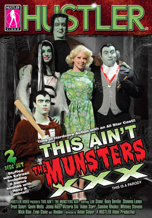 This Ain't The Munsters XXX DVD