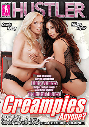 Creampies Anyone? DVD