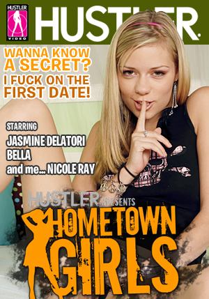 Hometown Girls #2 DVD