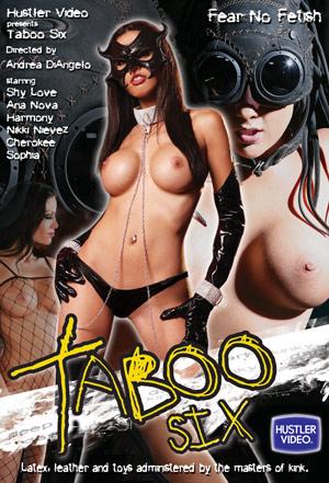 Hustler's Taboo #6 DVD