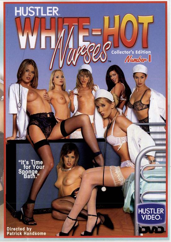 White Hot Nurses #1 DVD