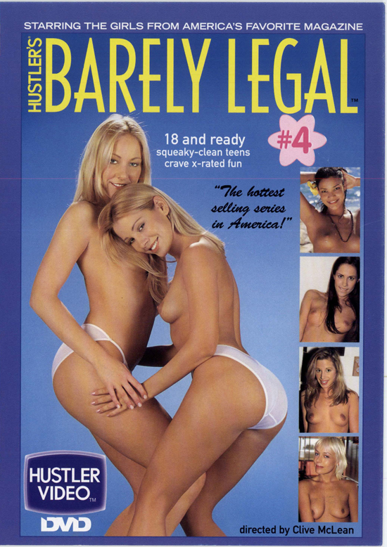 Barely Legal #4